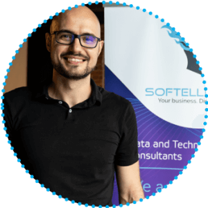Andrei Neagu Head of Academy and lead SQL Trainer at Softelligence