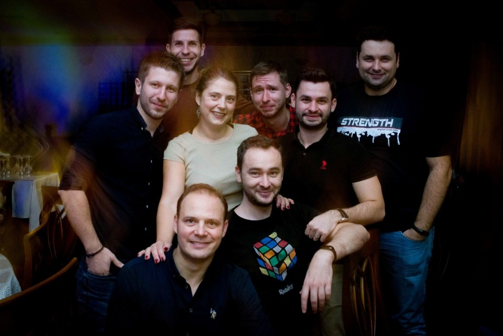 Softelligence team