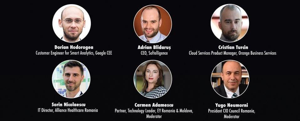 Speakers CIO Council Virtual Summit
